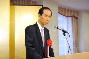 経済産業省 渡邊大臣官房審議官の来賓ご挨拶