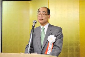 吉田新会長によるご挨拶